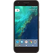 Google Pixel XL (Quite Black, 128 GB)