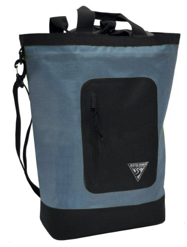 (Seattle Sports Hydralight PVC Free 3-Roll Tote Bag, Medium, Blue)
