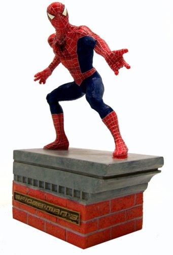 Marvel Spider-Man 3: Figure Paperweight (Spider Movie Paperweight Man 3)