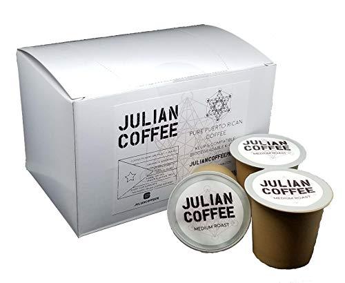 Julian Coffee - K-Cup Compatible, Specialty Puerto Rican Coffee (1)
