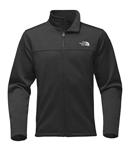 - The North Face Men's Apex Canyonwall Jacket - TNF Black & TNF Black - M