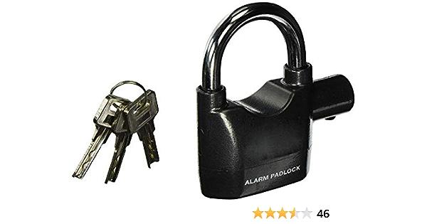 150db Bicycle Bike Anti-Theft Security Alarm Lock Sound Alert w//Remote Control