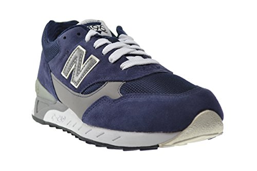 New Balance 496 80s Zapatillas Para Correr Para Hombre Navy Cm496-nvy