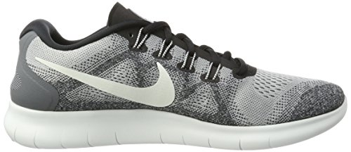 Gris Grisloup Running 2017 Homme Chaussures Noir de RN Nike Free Platinepur Blanccassé wB8nZXaa0