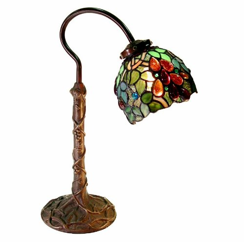 grape tiffany lamp - 1