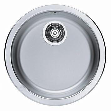 Spülbecken küche rund  Rundbeckenspüle ALVEUS FORM 10 / Ausschnittmaß 432 mm ...