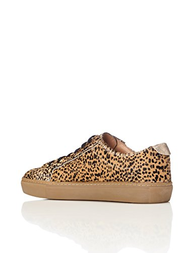 Bensimon Women's Tennis Chic Trainers Multicolour (Mini Leopard 0163) low shipping fee for sale brand new unisex online buy cheap wide range of latest collections cheap online Jwi3h
