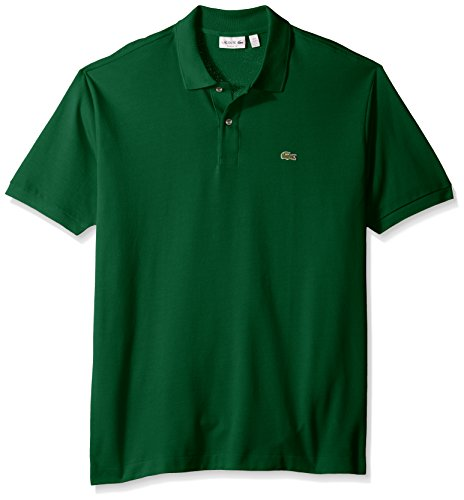 Lacoste Men's Short Sleeve Pique L.12.12 Classic Fit Polo Shirt, L1212, Rocket, - Pique Adult Classic Polo