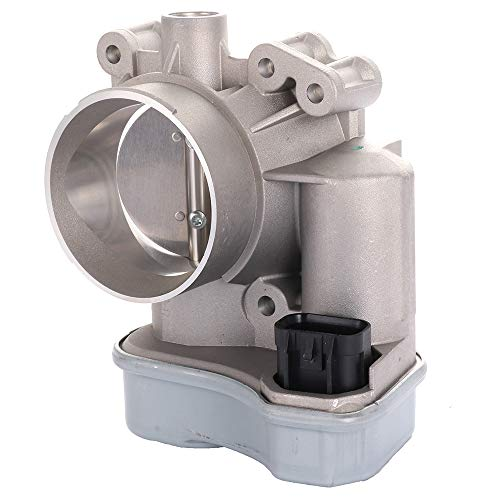 Saturn Throttle Body - Fuel Injection Throttle Body Electric Throttle Body- S20098 ROADFAR Upgraded Quality Fit for 2005-2006 Chevrolet Cobalt, 2004-06 Chevrolet Malibu, 2005-06 Pontiac Pursuit/Saturn Ion,2006-07 Saturn Vue