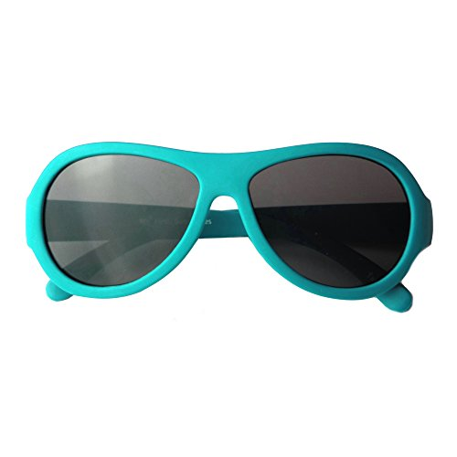 MFS- Baby Aviators 110mm - Teal 1 - Sunglasses Baby Boy Aviator