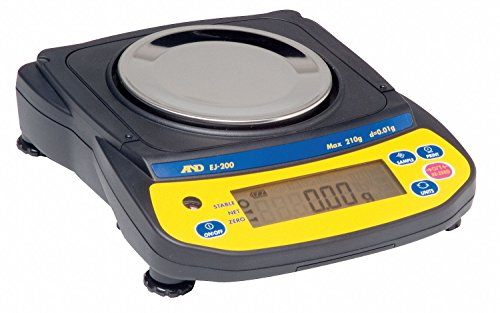 - Lab Balance, A&D Weighing EJ-1500 Newton Series, 1500 Grams x 0.1 Grams NEW (Also Measures in OZ, OZT, CT, DWT, LB)