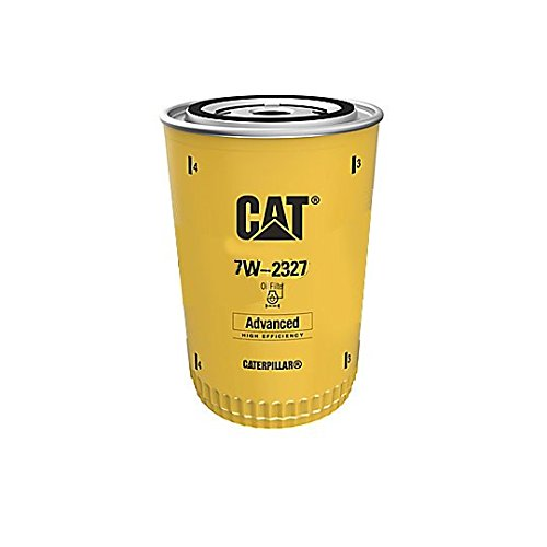Caterpillar 7W2327 7W-2327 Engine Oil Filter Advanced High Efficiency