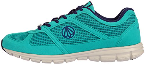 Paperplanes-1201 Unisex Super Lett Mesh Walking Joggesko Sko 1203-mint Navy