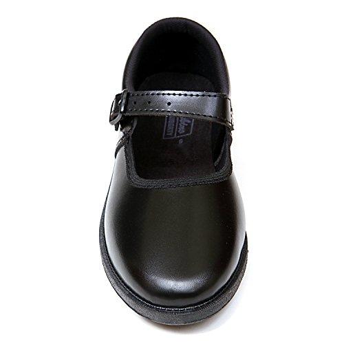 Buy Liberty Girl School Black Shoes at