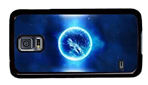 Hipster indestructible Samsung S5 Cases Shining Planet PC Black for Samsung S5