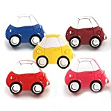 Value-5-Star - 10PCS Lovely Children Kids Furniture Bedroom Car Shape Cabinet Knobs and Handles Dresser Drawer Pulls 5 colors