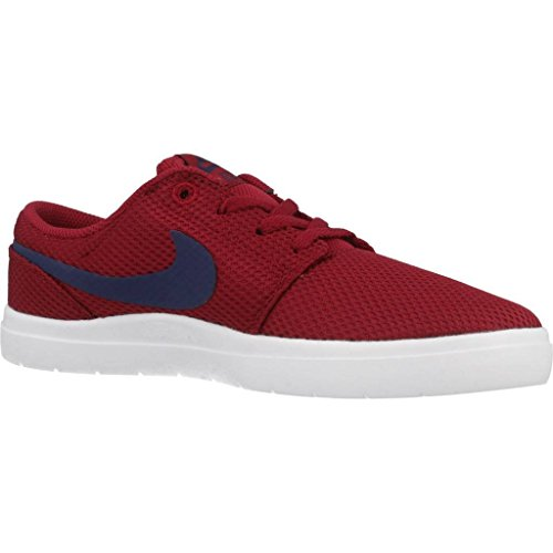 Void II Portmore Ultralight white Blue NIKE de 601 Multicolore GS Crush Red Chaussures Skateboard garçon q7Zx5wR