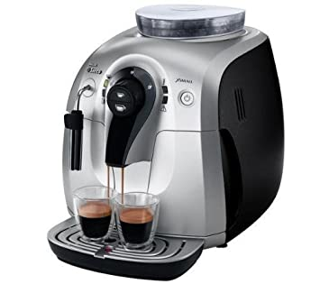PHILIPS/SAECO Cafetera expreso Xsmall Class Black HD8745/21 ...