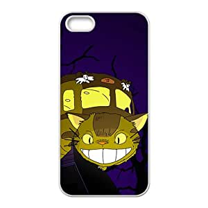 My Neighbor Totoro Cool Bus White iPhone 5S case