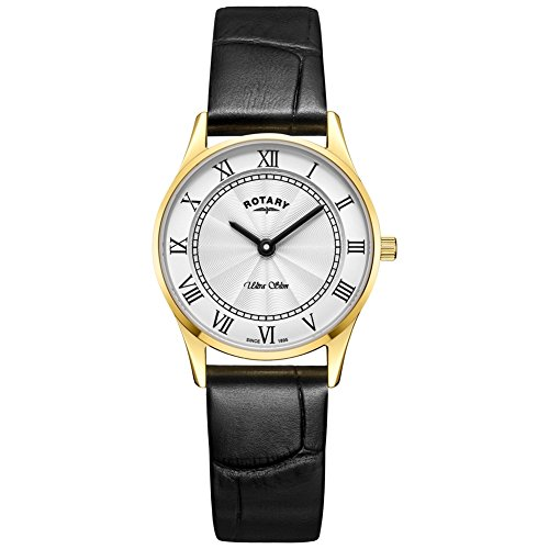 Rotary LS08303-01 Ladies Ultra Slim Watch