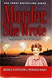 Murder She Wrote: Murder on Parade (Large Print)