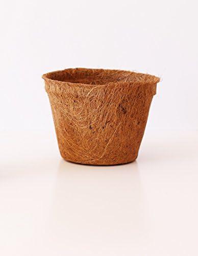 Pokugiardini, biologisch abbaubare Kokostöpfe; ø 18 cm; 10 Stck