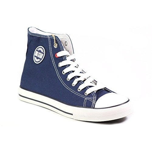 Big Star T174105 - T174105 - Color Navy Blue - Size: 42.0 (Big Star Shoes)