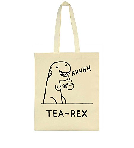 White Bag Tote Hold Tea Tea Cup Rex Of And Black qwx7pCT