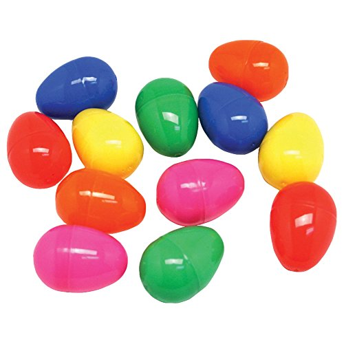 Bulk Multicolor Easter Eggs : package of 2000