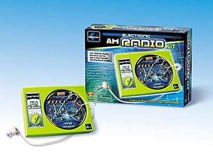 Elenco MX-901A, Maxitronix AM Radio Kit, 15 Kits: Amazon com