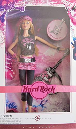 Hard Rock Barbie Doll