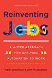 img - for Reinventing Jobs: A 4-Step Approach for Applying Automation to Work book / textbook / text book