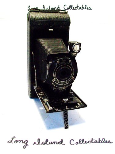 Vintage Kodak No. 1a Pocket Folding Camera with Kodex Shutter *AS PICTURED*
