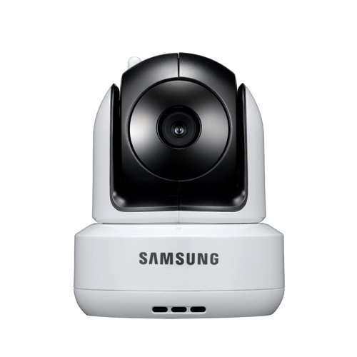 Samsung SEP-1001R Night Vision Additional Wireless Pan Tilt Zoom Baby Monitoring Camera for SafeView (SEW-3037) Model: SEP-1001RWN
