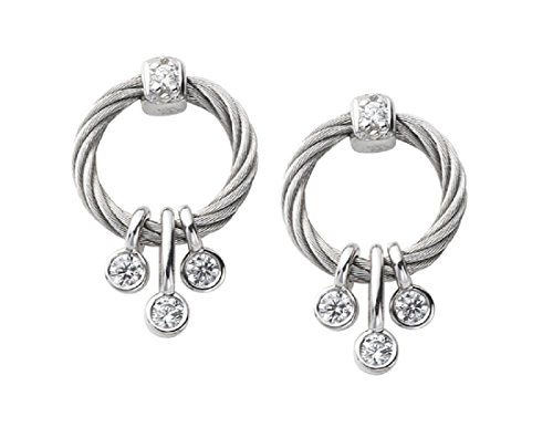 charriol-sugar-silver-and-stainless-steel-earrings-03-121-1230-0