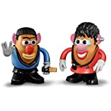 Spock And Uhura Mr. Potato Head