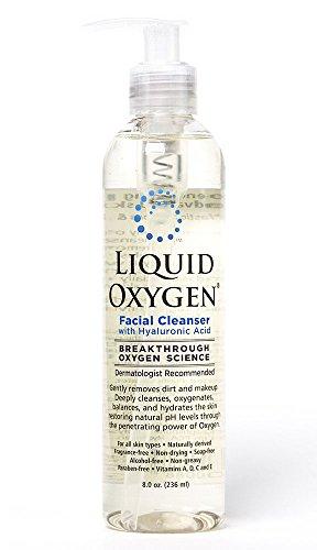Price comparison product image Liquid Oxygen Facial Cleanser 8oz