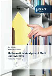 mathematical theory of reliability pdf