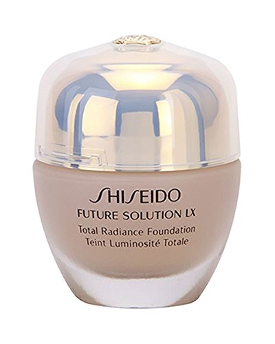 Radiance Solution (Shiseido Future Solution LX Total Radiance SPF 15 # I40 Natural Fair Ivory Foundation for Women, 1 Ounce)