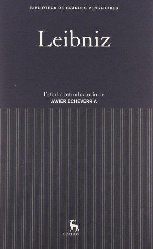 Descargar Libro Leibniz Gottfried Wilhelm Leibniz