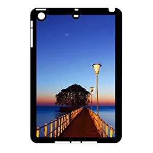 Charming scenery Brand New Cover Case with Hard Shell Protection for Ipad Mini Case lxa#225632 by icecream design