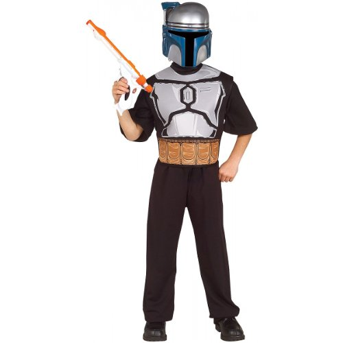 Rubie's Costume Star Wars Jango Fett Costume Accessory (Most Epic Halloween Costumes)