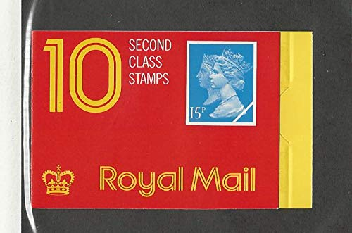 Great Britain, Postage Stamp, MH192a Booklet Mint NH, JFZ