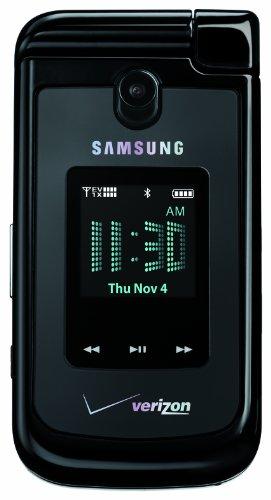 Samsung Zeal Phone (Verizon Wireless) (Verizon Flip Phones 2010)