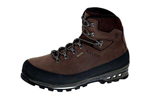 Boreal Zanskar-Chaussures de montagne unisexe, couleur marron, taille 6.5