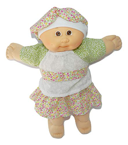 (Cabbage Patch Doll Clothes Girl 14