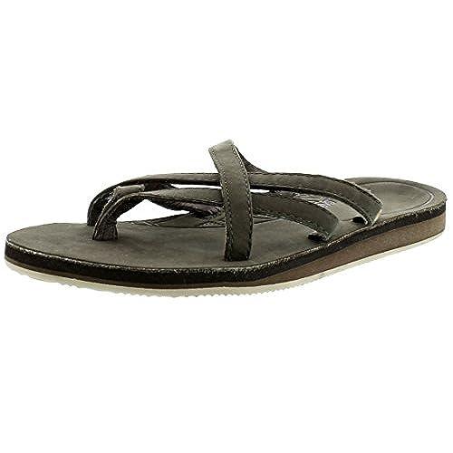 fced04a26 Teva Women s Olowahu Leather W Sandal outlet - holmedalblikk.no