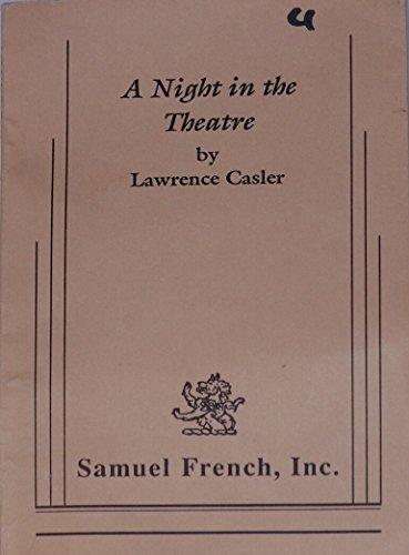 A night in the theatre