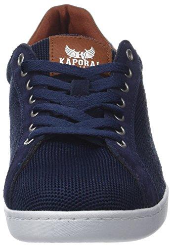 Homme marine Kikou Bleu Baskets Kaporal 7SxqnHnw