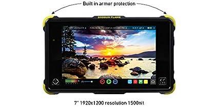 Amazon.com: Atomos Shogun llama 7 en. 4 K HDMI/SDI grabación ...